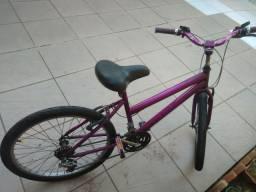 Bicicleta aro 24 feminina