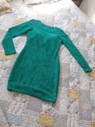 Vestido de renda P