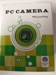Mini Câmera para Pc ou Notebook