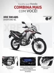 XRE Honda 2021 0km parcelada