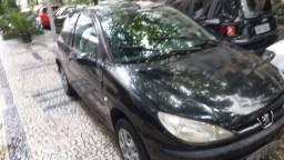 Copacabana Peugeot 206 - completo - sem oferta!