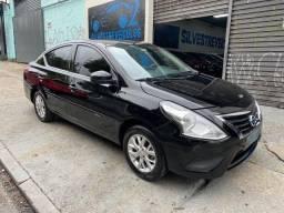Nissan Versa 1.6 16v SV Aut. 4p - 2017-2018