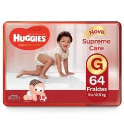 Fraldas Huggies tamanho G $49,90