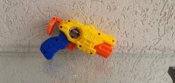Pistola X shot usada