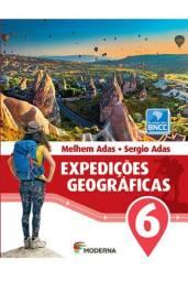 Livro Expedições Geográficas 6 - 3ª Edição