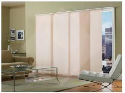 Cortinas tipo painel