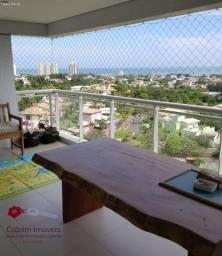 Apartamento para Venda em Salvador, Patamares, 3 dormitórios, 1 suíte, 4 banheiros, 2 vaga