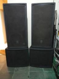 Vendo 01 par de caixas de som Stanner modelo Rio2k.