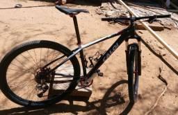 Bike, bicicleta caloi elite 30, aro 29