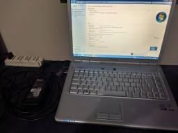Notebook Dell Inspiron 1525 Pronto para uso.