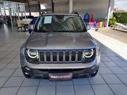 Jeep Renegade 1.8 16V Flex Longitude At