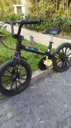 Bicicleta infantil Batman!!