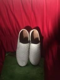 Sapato branco  numero 42