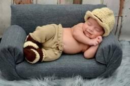 Ensaio fotografico Newborn