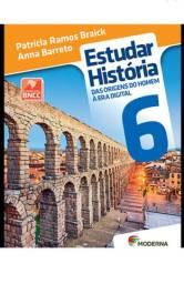 Livro Estudar História 6 - 3ª Edição