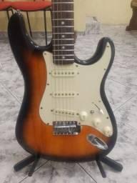 Guitarra Shelter USA modificada aceito trocas!
