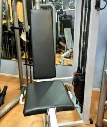 Cadeira extensora/mesa flexora Righeto 2x1 Entrega grátis SP Capital e regiões próximas