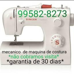 Mecânico de maquina de costura