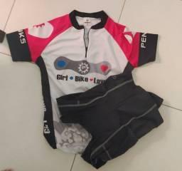 Conjunto Ciclismo Feminino