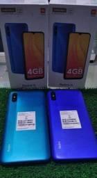 Redmi 9i 64 GB/4 GB Ram Verde/Azul  Índa