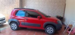 Fiat uno way 2 p, 2012, gnv, novinha troco maior