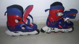 Patins 30 a 32 marca oxelo