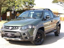 Título do anúncio: Fiat Strada adventure 2015 locker cab estendida dualogic