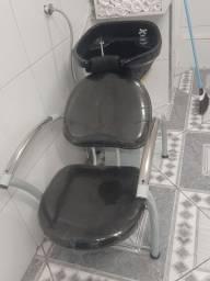 Lavatório usado