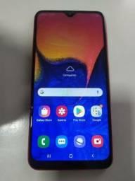 Samsung A10 32gb Completo