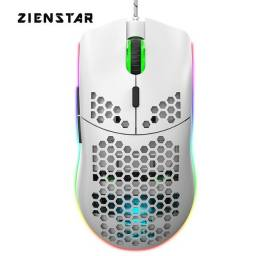 Zienstar Wired Gaming Mouse Lightweight 6400dpi