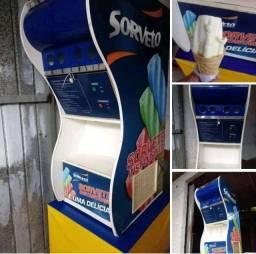 Máquina de sorvete instantâneo