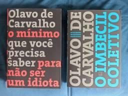 Livros Olavo de Carvalho