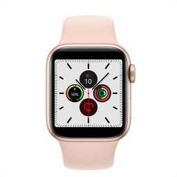 Relógio Inteligente SmartWatch X6 FITPRO Rosa Foto Personalizada