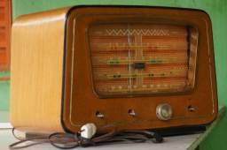 Rádio Semp Ac-431 Antigo - Am: 4 Faixas- Transistorizado