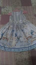 Vestido tamanho 2, usado 1x