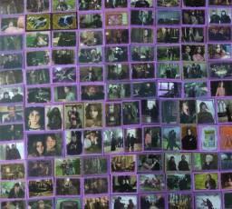 Figurinhas Álbum Harry Potter e o Prisioneiro de Azkaban Panini