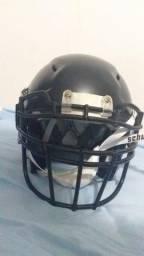 Equipamento de Futebol Americano (Helmet e Shoulder Pad)