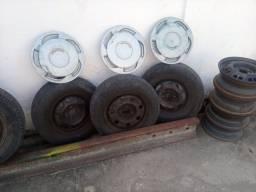 Vendo pneus aro 13