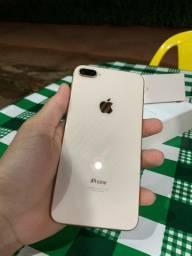 iPhone 8 Plus 64gb, 3 meses de uso