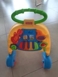 Andador musical Fisher Price