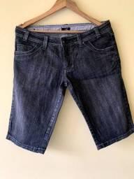 Bermuda Jeans Cantão