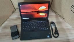 Ultrabook Dell 7280 - Intel Core i7 (6gen) - lindo, leve e potente
