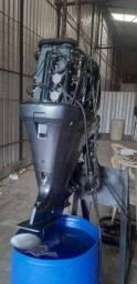 Motor de popa Yamaha 150hp 4T 2012