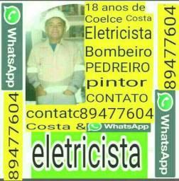 Eletricista bombeiro