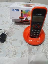 Telefone sem fio sem uso