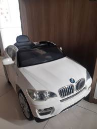 Carrinho Elétrico Infantil BMW