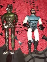 Dois bonecos sectauros
