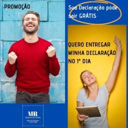 Envie sua Declaração de Imposto de Renda Pessoa Física no 1º dia (R$ 50,00)