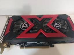 Placa de video Rx 560 4 Gb