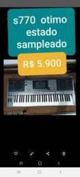 Vendo s770 teclado Yamaha